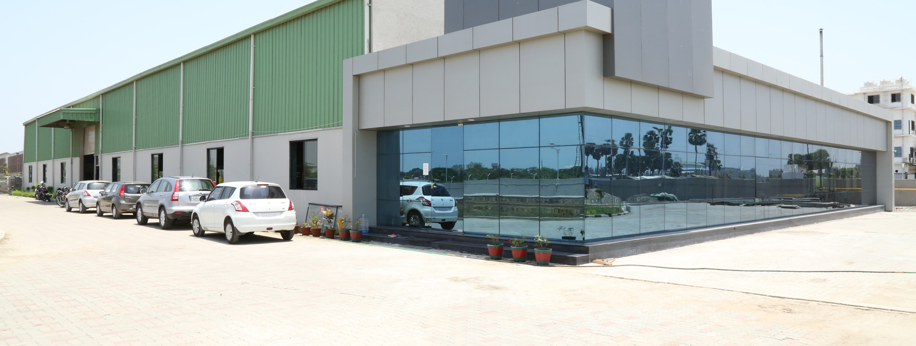 Icchapore Office