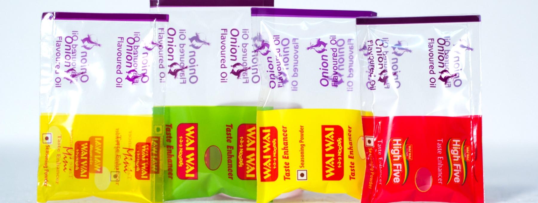 Sachets Packaging