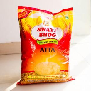 Atta, Rice & Tea